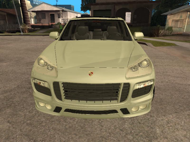 Мод на GTA San Andreas Машины